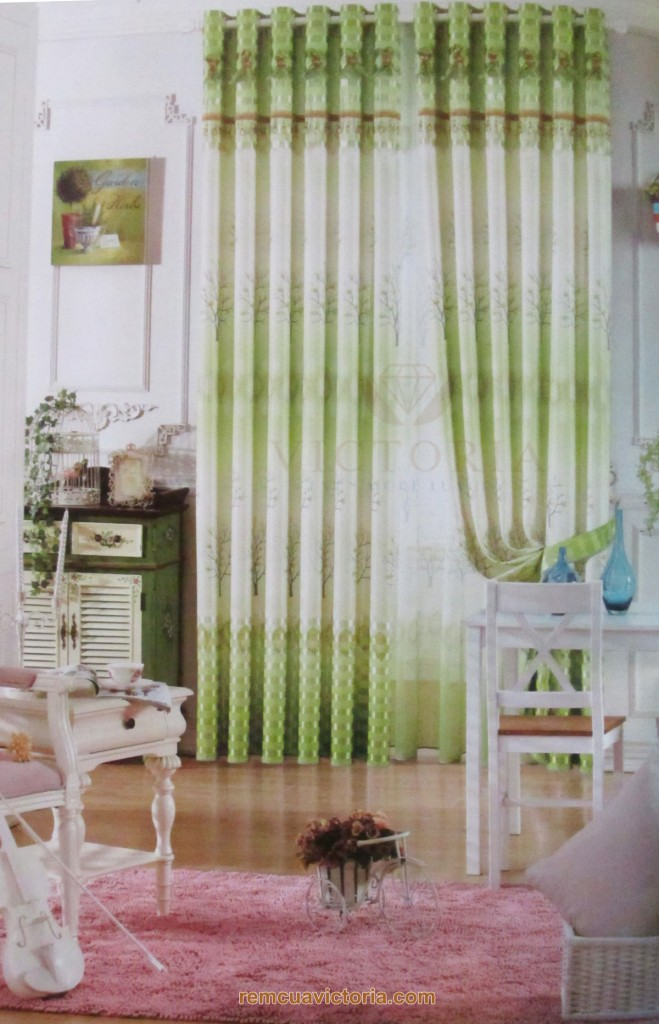 Rèm vải Victoria 11119-15