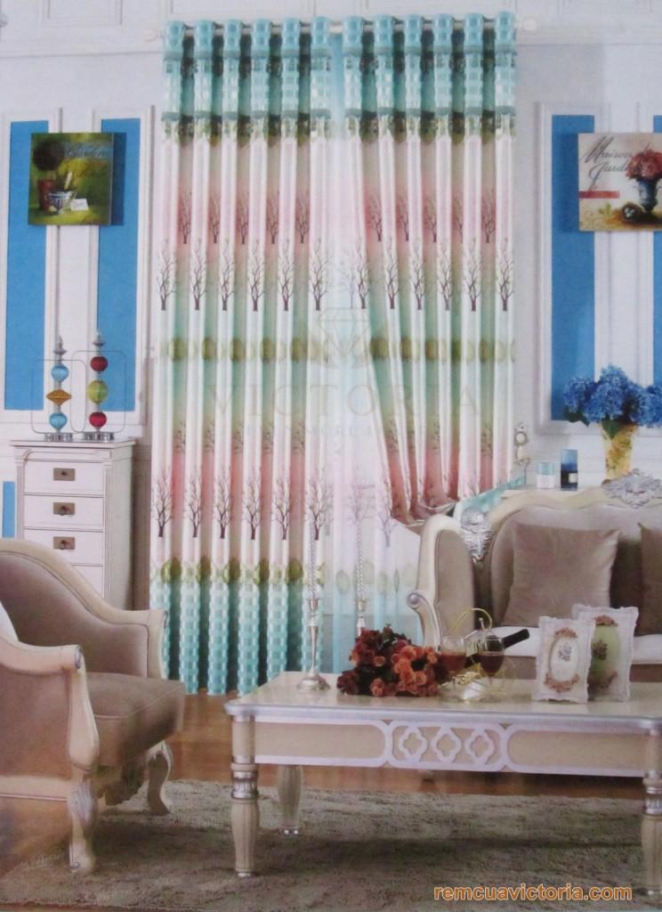 Rèm vải Victoria 11119-6