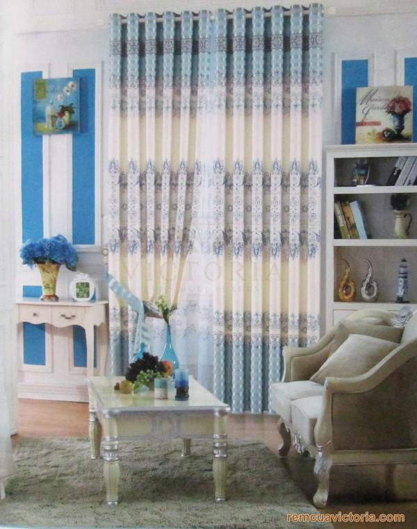 Rèm vải Victoria 17002-4