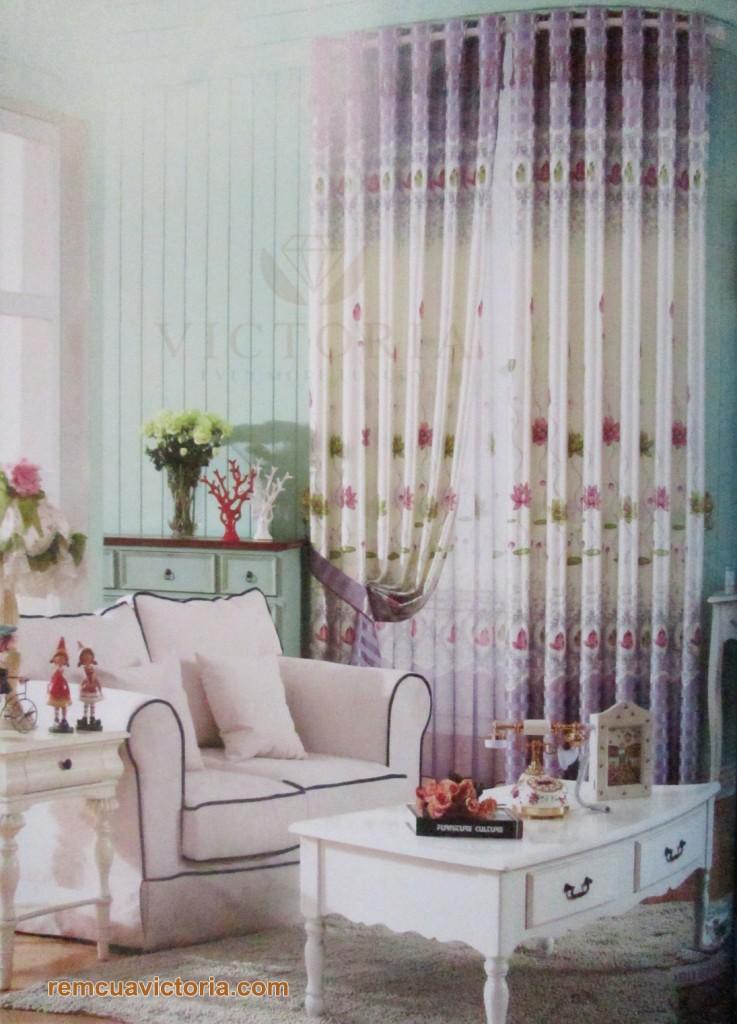 Rèm vải Victoria 781-1