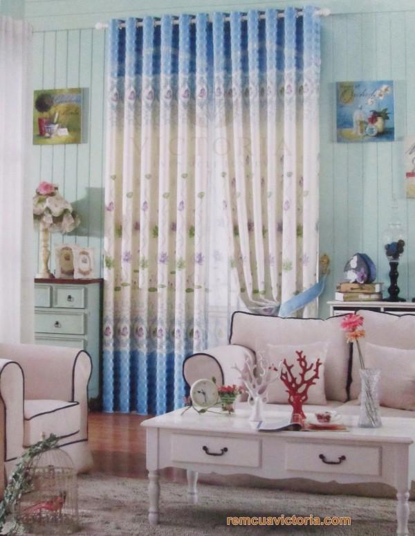 Rèm vải Victoria 781-6