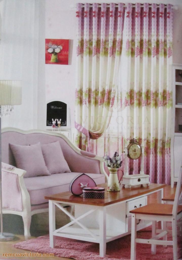 Rèm vải Victoria 855-3