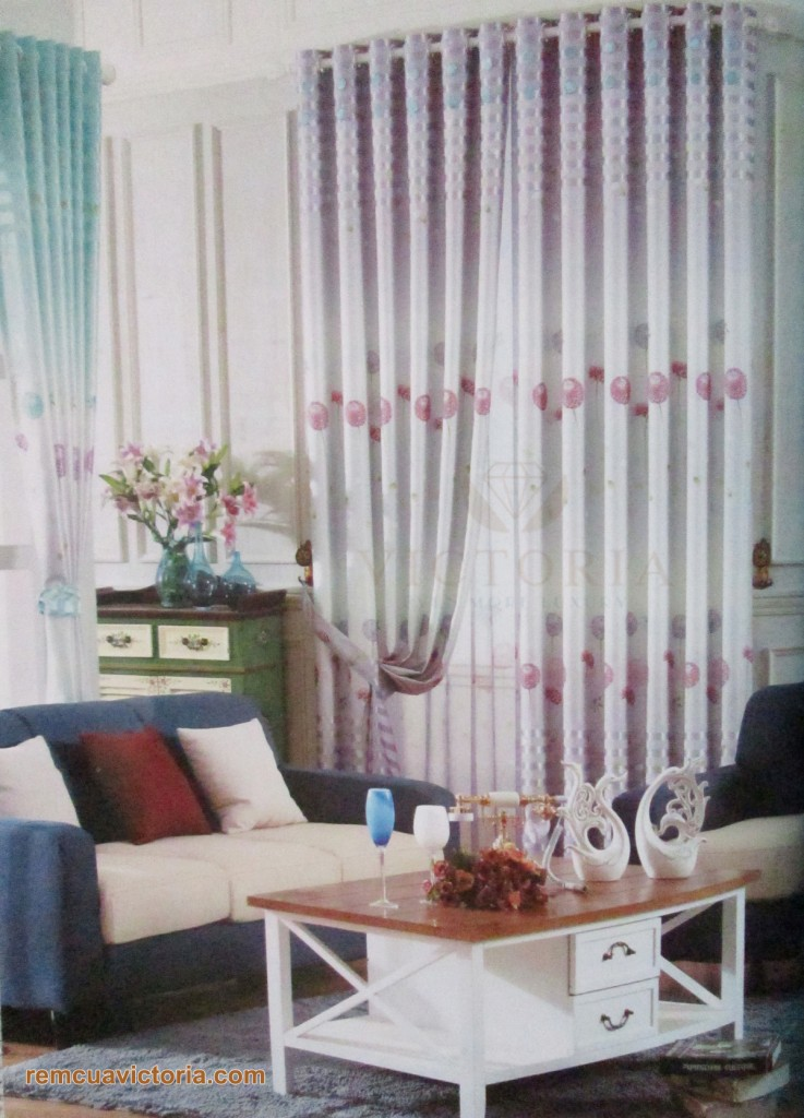 Rèm vải Victoria 969-1