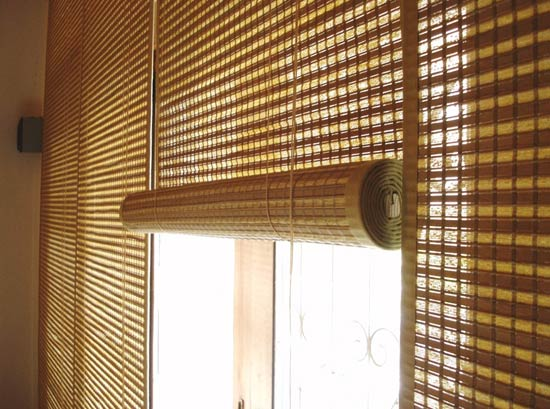 rèm sáo tre trúc Vicotria