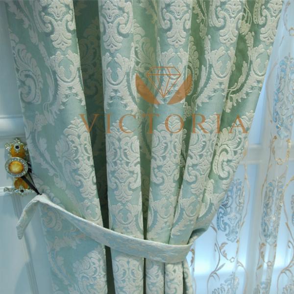 Bộ sưu tập rèm vải đẹp Victoria
