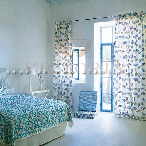 Rèm vải phòng ngủ victoria