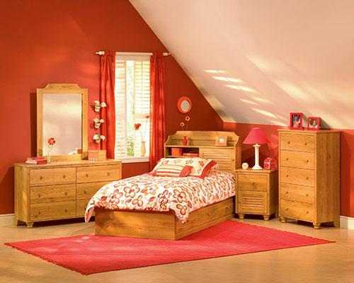 Phòng ngủ đẹp dành cho bé yêu